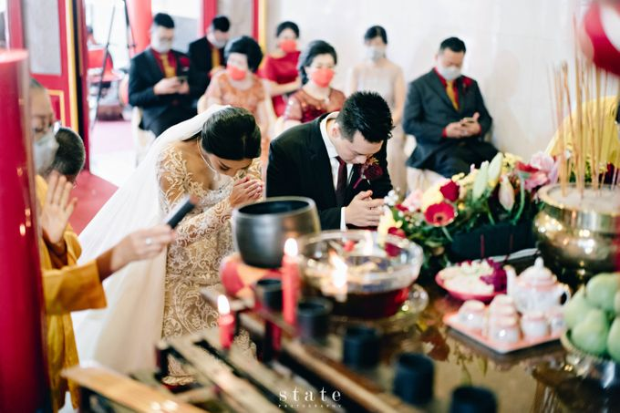 Wedding - David & Yenny Part 01 by State Photography - 030