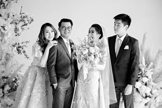 Wedding - Gerry & Claudia by State Photography - 026