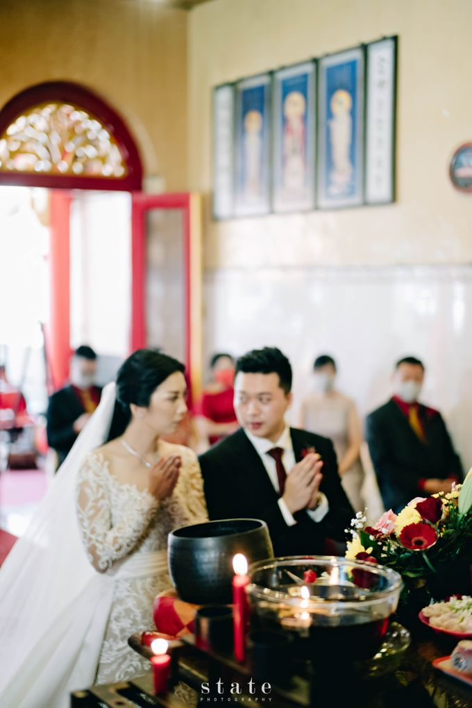 Wedding - David & Yenny Part 01 by State Photography - 029