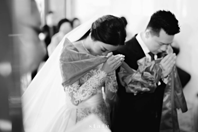 Wedding - David & Yenny Part 01 by State Photography - 032
