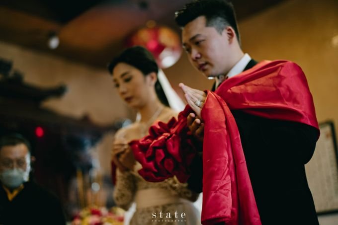 Wedding - David & Yenny Part 01 by State Photography - 033