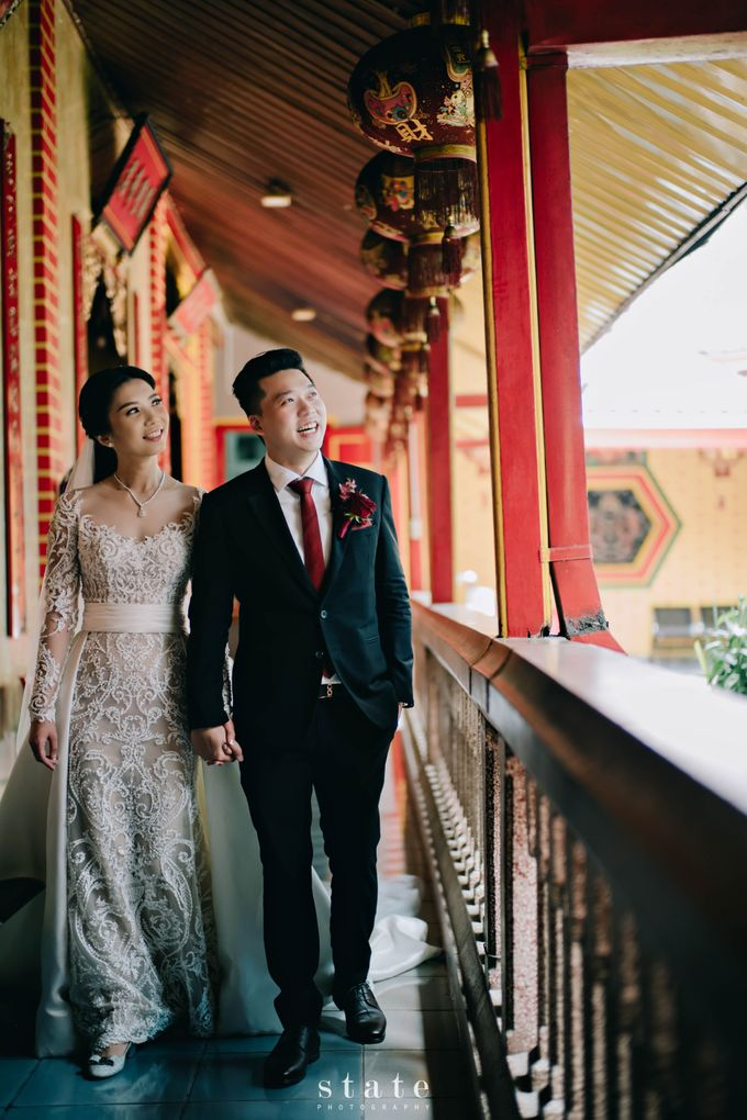 Wedding - David & Yenny Part 01 by State Photography - 038