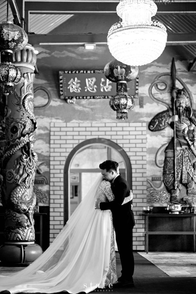 Wedding - David & Yenny Part 01 by State Photography - 036
