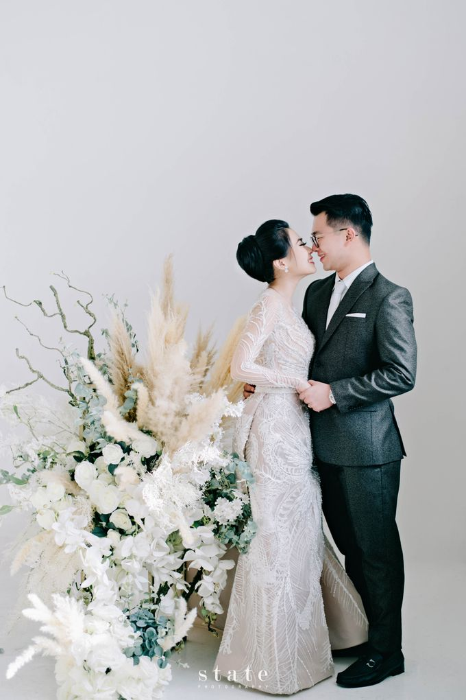Wedding - Gerry & Claudia by State Photography - 037