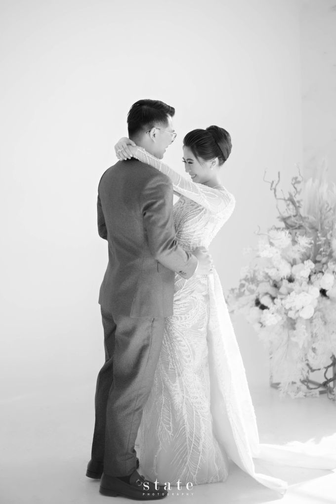 Wedding - Gerry & Claudia by State Photography - 034