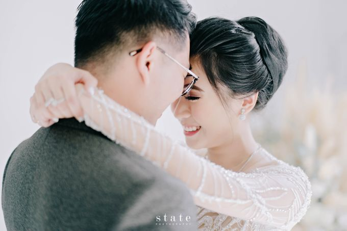 Wedding - Gerry & Claudia by State Photography - 036