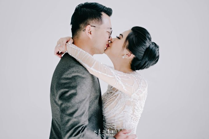 Wedding - Gerry & Claudia by State Photography - 045
