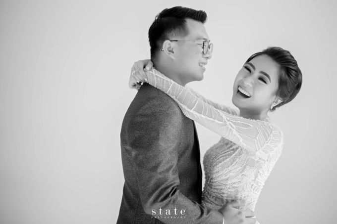 Wedding - Gerry & Claudia by State Photography - 035