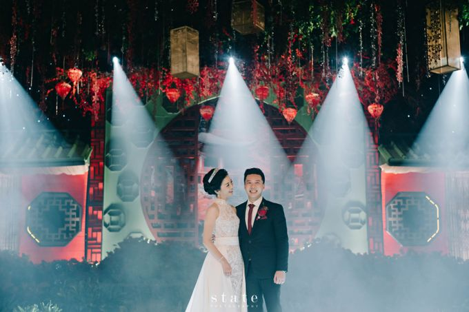 Wedding - David & Yenny Part 02 by State Photography - 008