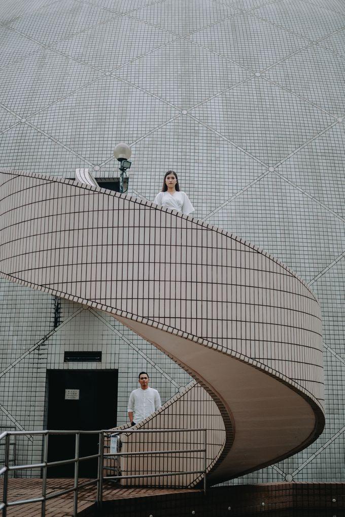 Architecture Prewedding Session Hong Kong Deandra & Hafidz by Hexa Images - 006