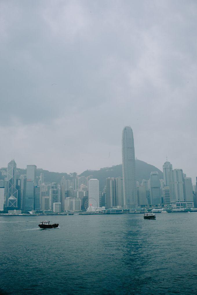 Architecture Prewedding Session Hong Kong Deandra & Hafidz by Hexa Images - 018