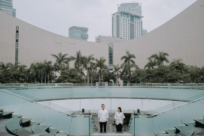 Architecture Prewedding Session Hong Kong Deandra & Hafidz by Hexa Images - 016