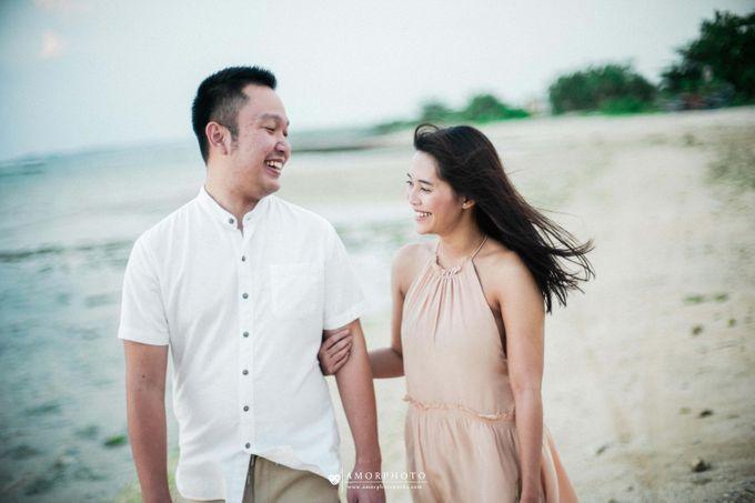 The Prewedding of Mayang & Gilang by Amorphoto - 008
