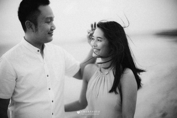 The Prewedding of Mayang & Gilang by Amorphoto - 009