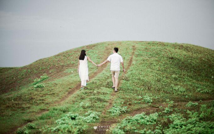 The Prewedding of Mayang & Gilang by Amorphoto - 011