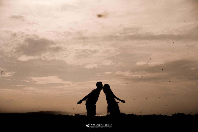 The Prewedding of Mayang & Gilang by Amorphoto - 013