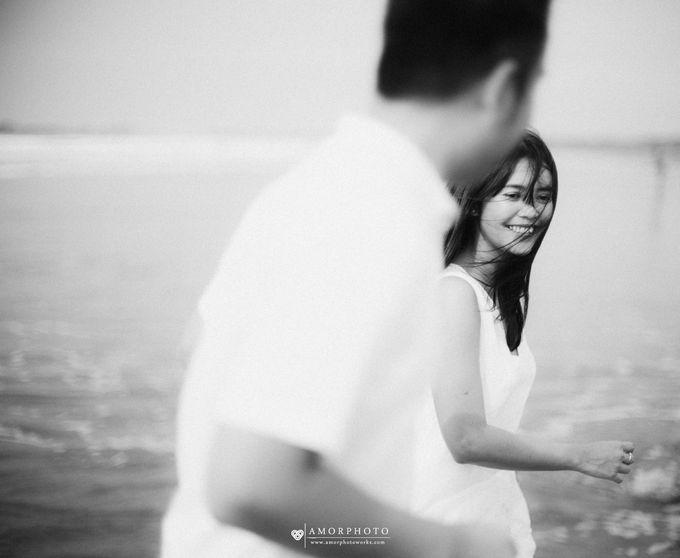 The Prewedding of Mayang & Gilang by Amorphoto - 015