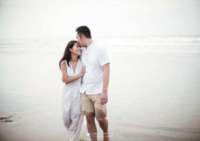 The Prewedding of Mayang & Gilang by Amorphoto - 016