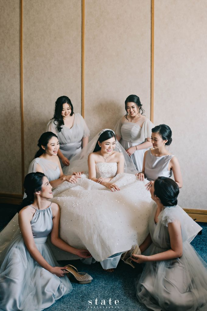 Wedding - Jonathan & Cindy by State Photography - 030