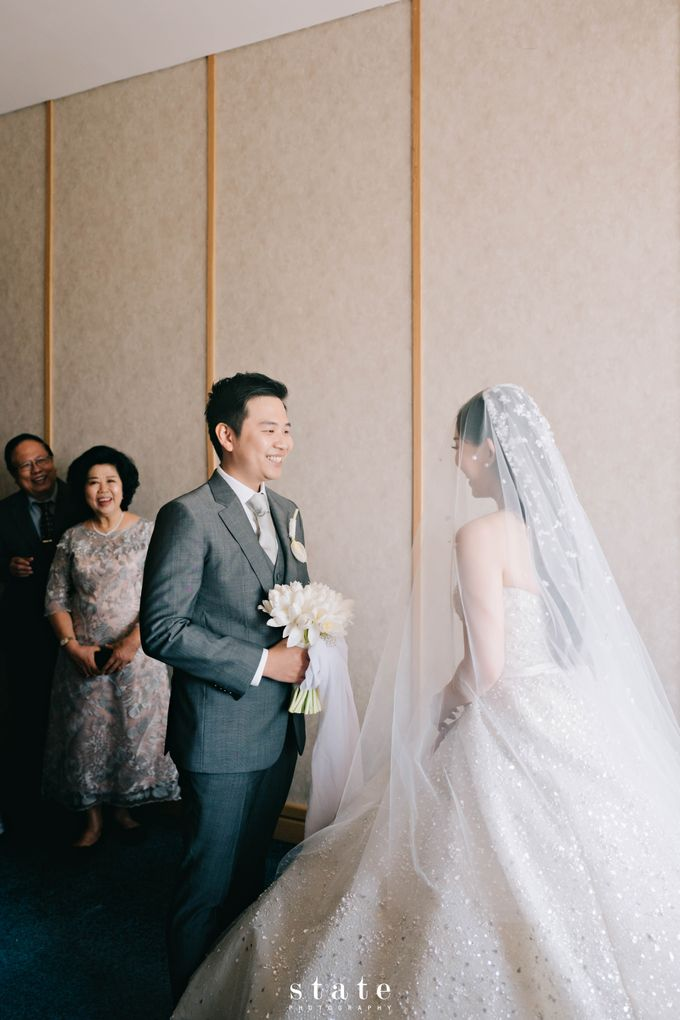 Wedding - Jonathan & Cindy by State Photography - 037