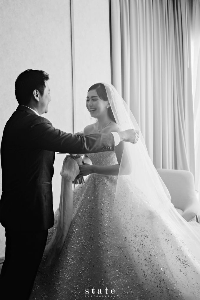 Wedding - Jonathan & Cindy by State Photography - 038