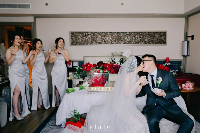 Wedding - Andy & Felita by State Photography - 046