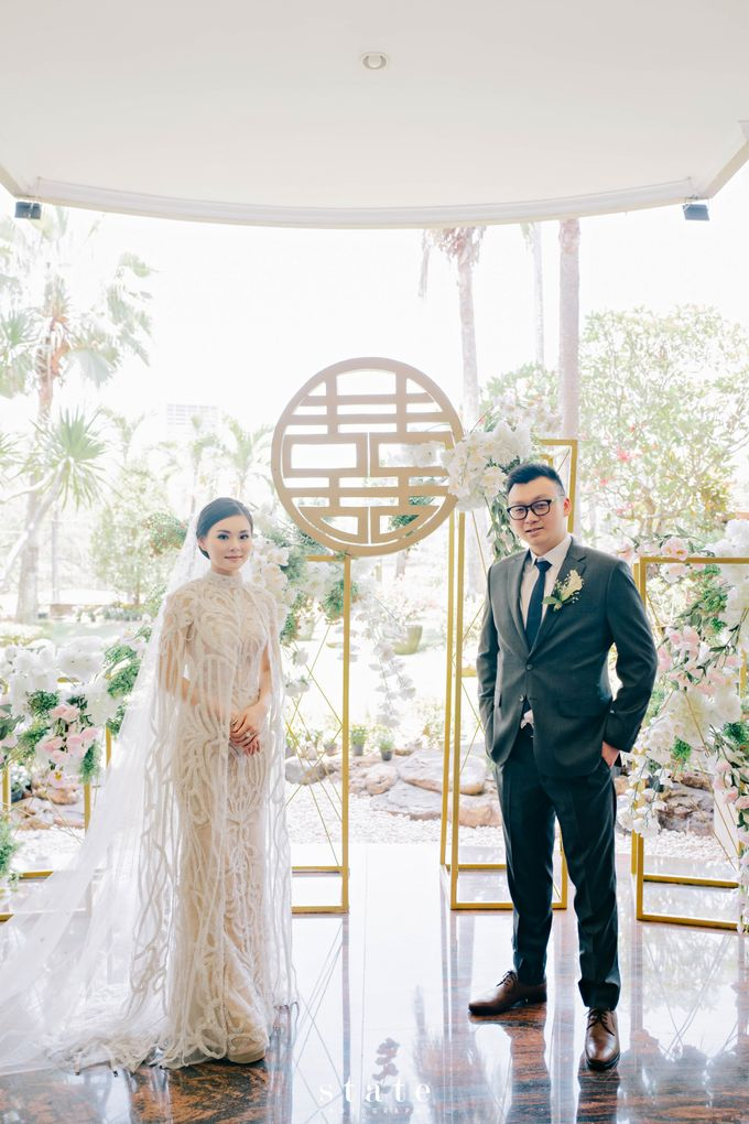 Wedding - Andy & Felita Part 02 by State Photography - 002