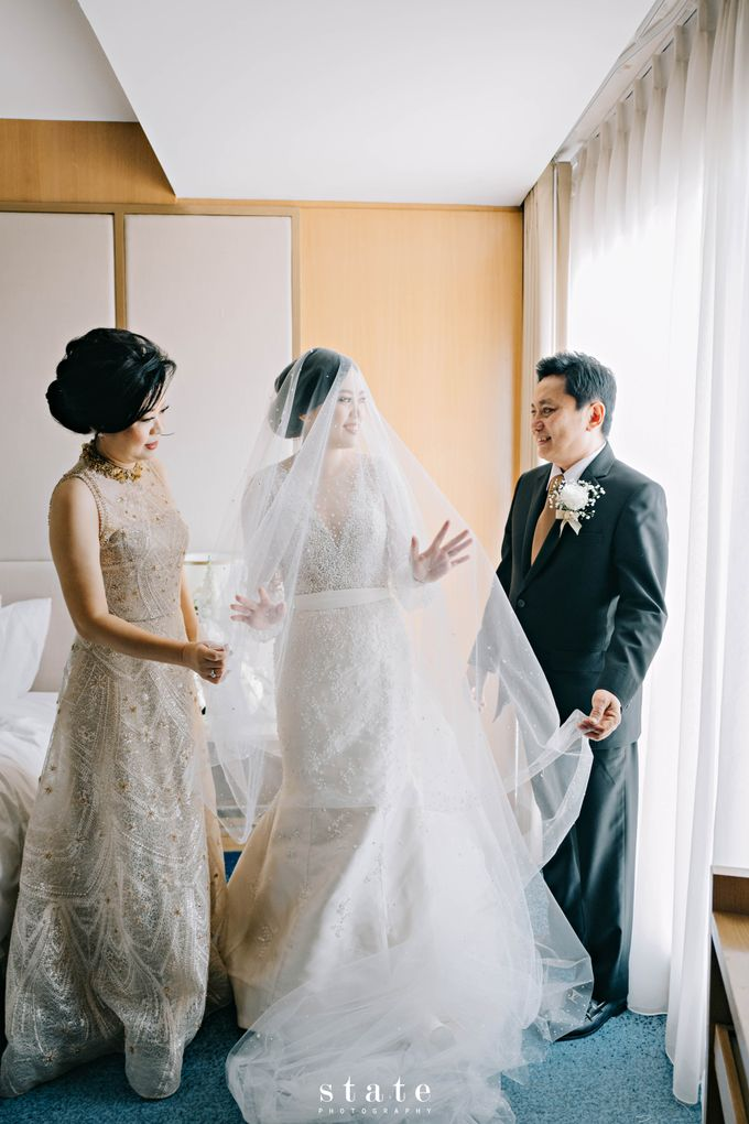 Wedding - Wangsa & Evelyn by State Photography - 023