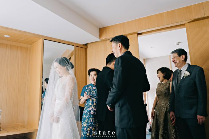 Wedding - Wangsa & Evelyn by State Photography - 024