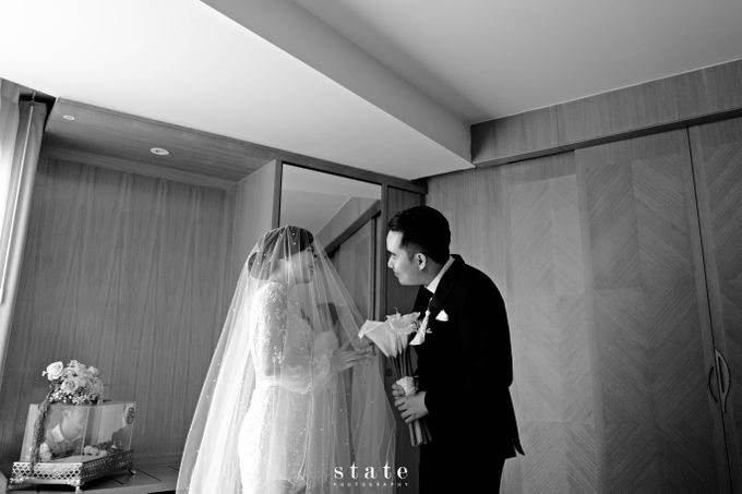 Wedding - Wangsa & Evelyn by State Photography - 026