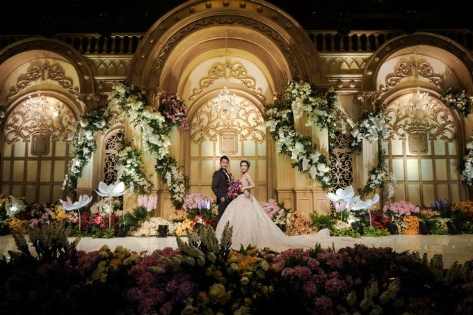 Wedding Billy & Meliana by Royal Photograph - 028