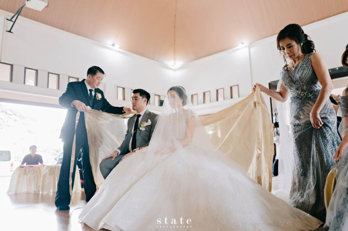Wedding - Franky & Vinone Part 02 by State Photography - 006