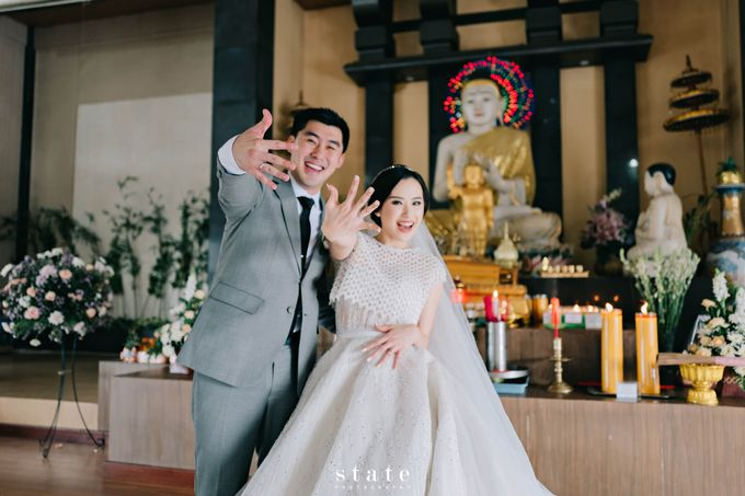 Wedding - Franky & Vinone Part 02 by State Photography - 015