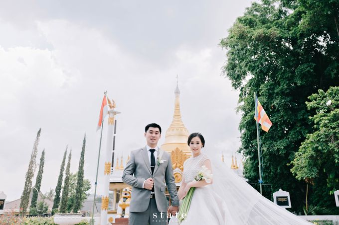 Wedding - Franky & Vinone Part 02 by State Photography - 016