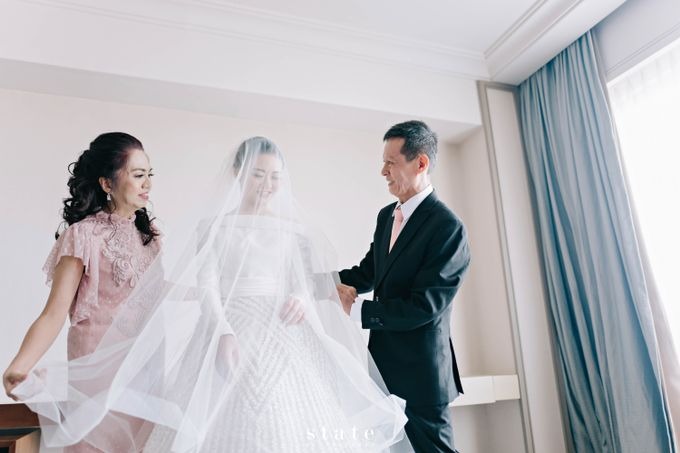 Wedding - Timothy & Devina Part 01 by State Photography - 022