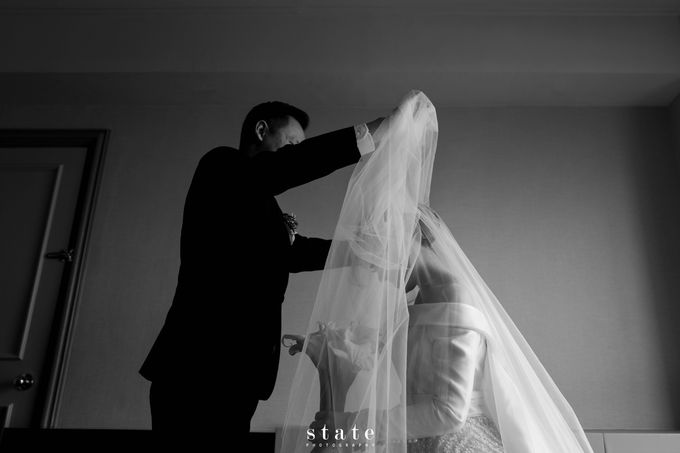 Wedding - Timothy & Devina Part 01 by State Photography - 027