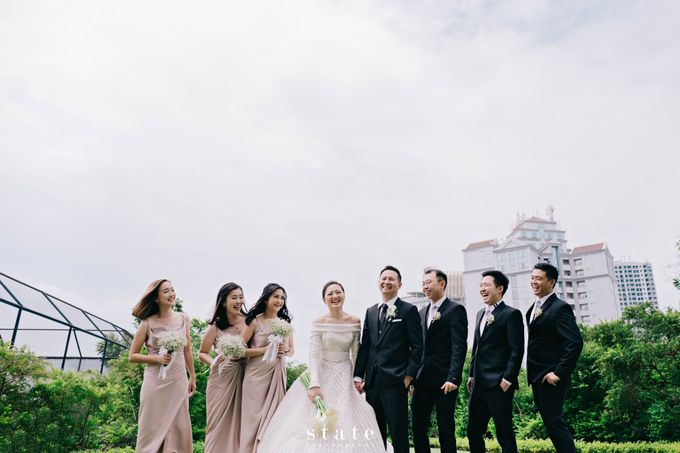 Wedding - Timothy & Devina Part 01 by State Photography - 035