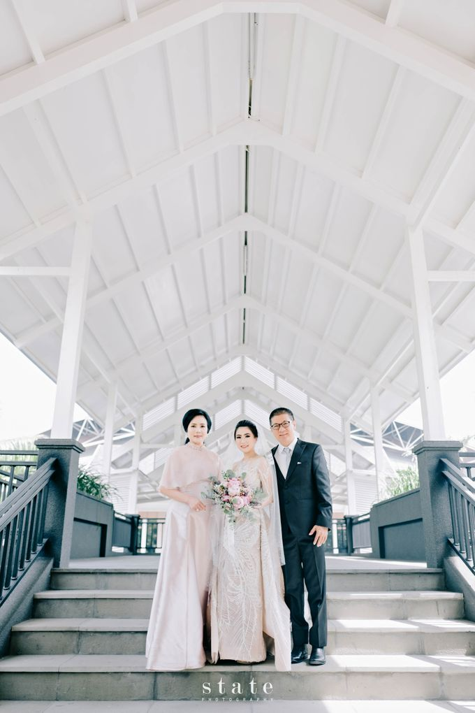 Wedding - Gerry & Claudia by State Photography - 012