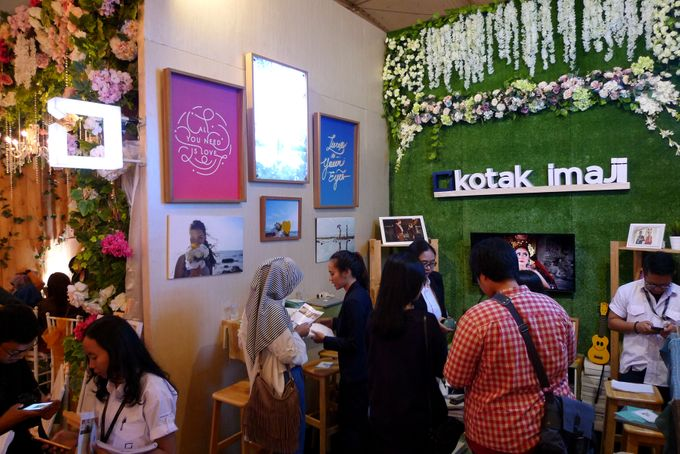 Our Photo & Video Exhibition 2017 | BrideStory Market by Kotak Imaji - 006