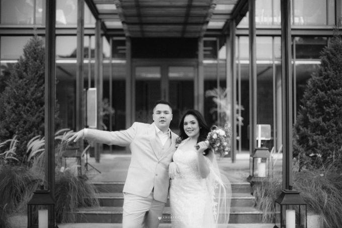 THE WEDDING OF SHABRINA & LUTHFI by Amorphoto - 008
