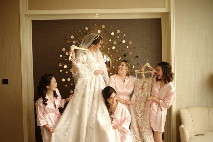 Aldo & Vebi Wedding by Fuchsia Decoration - 001
