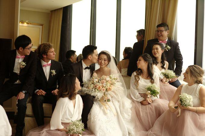 Aldo & Vebi Wedding by PRIDE Organizer - 003