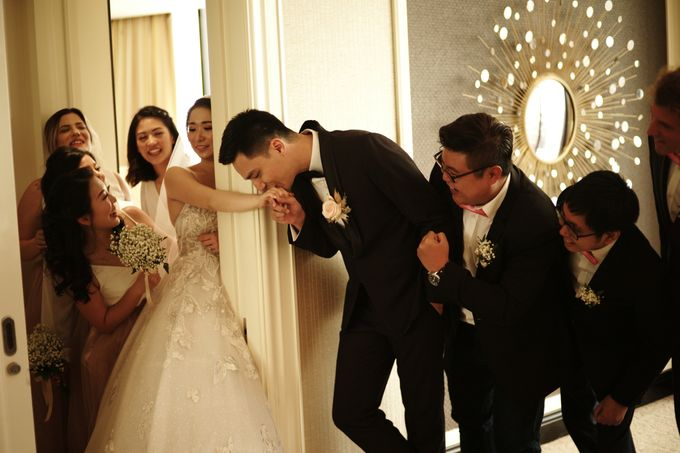 Aldo & Vebi Wedding by Fuchsia Decoration - 004