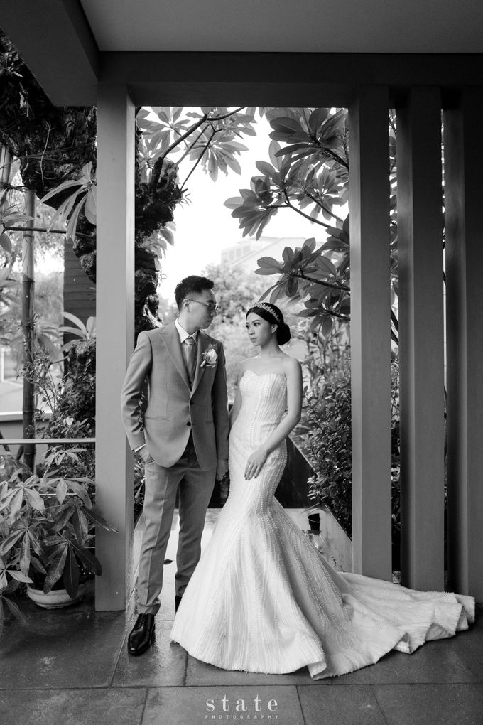 Wedding - Louis & Laura by State Photography - 035