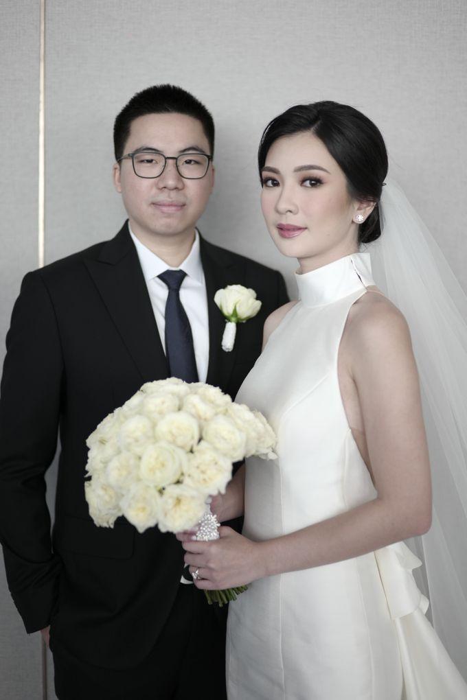 Andrew & Stefanie's Wedding by Yefta Gunawan - 006
