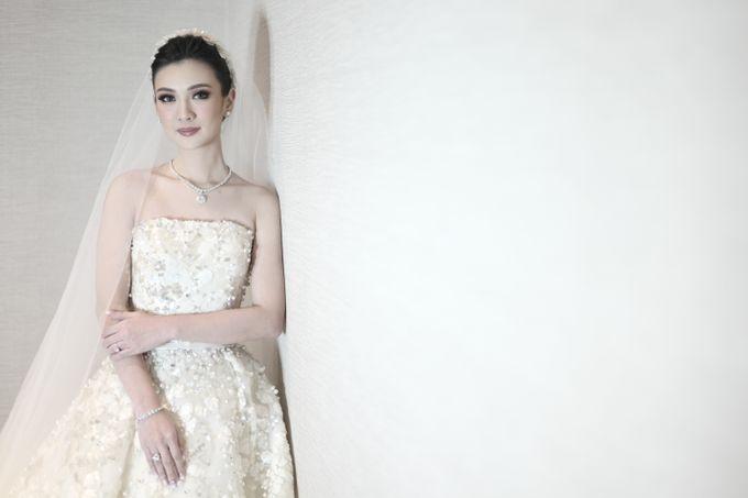 Andrew & Stefanie's Wedding by Yefta Gunawan - 004