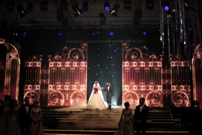 Andrew & Stefanie's Wedding by Lasika Production - 001