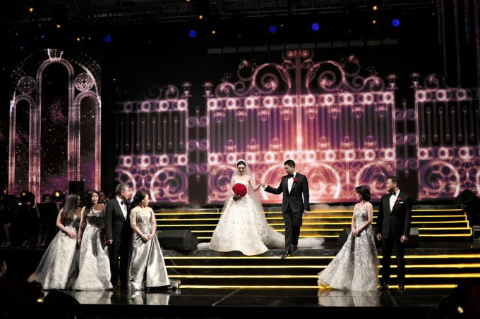 Andrew & Stefanie's Wedding by Yefta Gunawan - 007