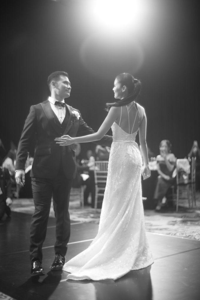 The Wedding Andrew & Caroline by Priscilla Myrna - 016