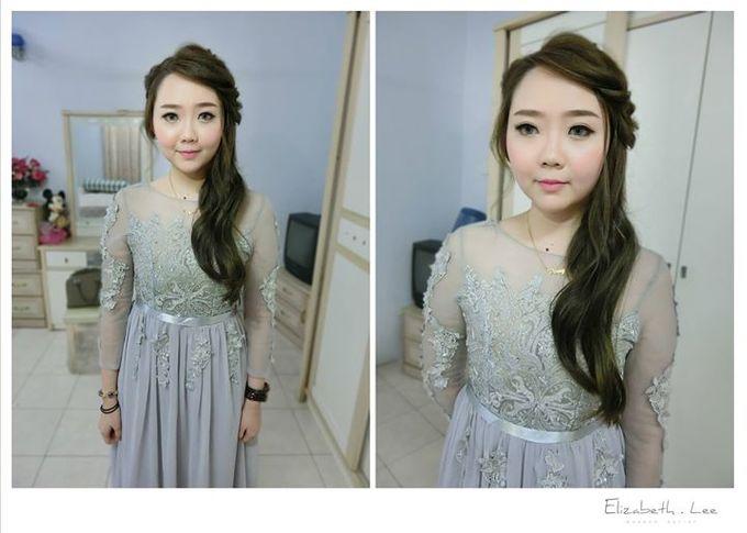 Wedding Day Bride Makeup Service by Elizabeth Lee Makeup Artist - 018